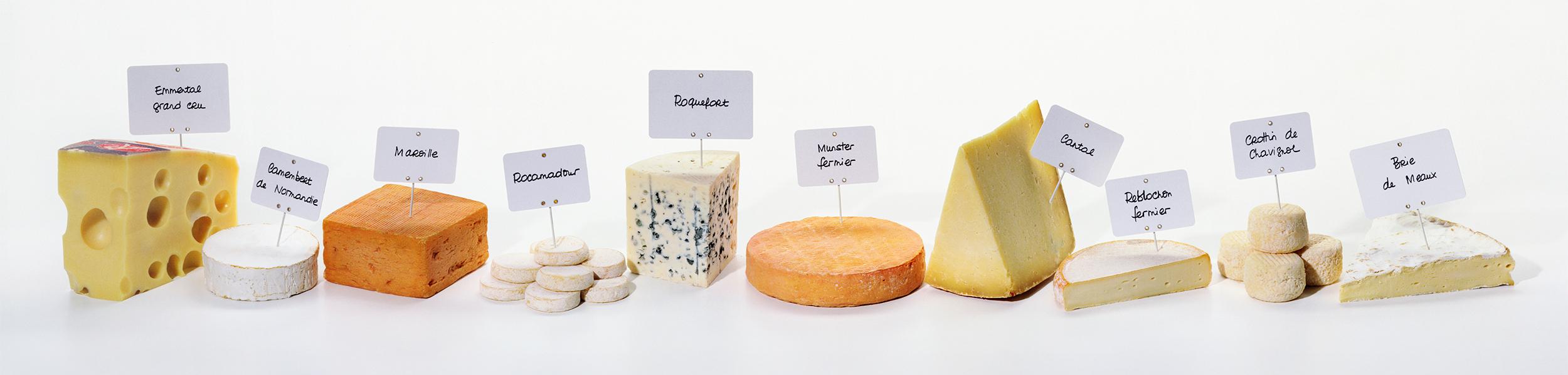 Käse aus aller Welt