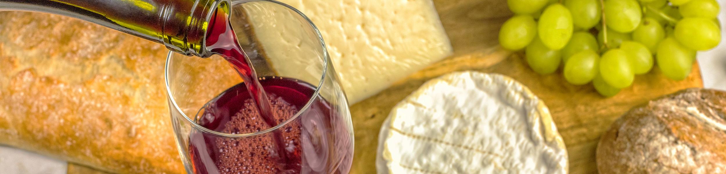 Seminar Wein und Käse