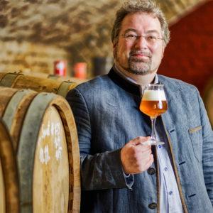Käsesommelier, Biersommelier und Edelbrandsommelier Markus Raupach